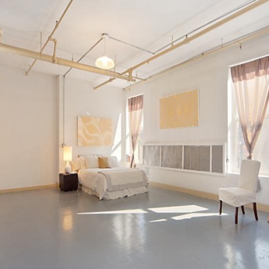 7 East 17th Street - Flatiron NYC - Luxury Condominiums - Bedroom