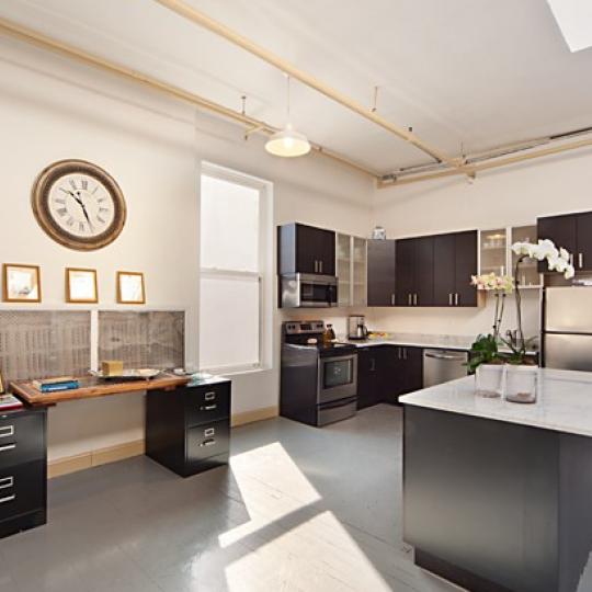 7 East 17th Street - Flatiron NYC - Luxury Condos - Kitchen