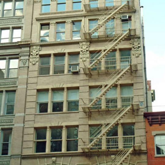 Facade of building - 7 East 17th Street - Flatiron - Luxury Condos NYC