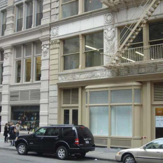 Entrance - 7 East 17th Street - Flatiron - Luxury Condos NYC