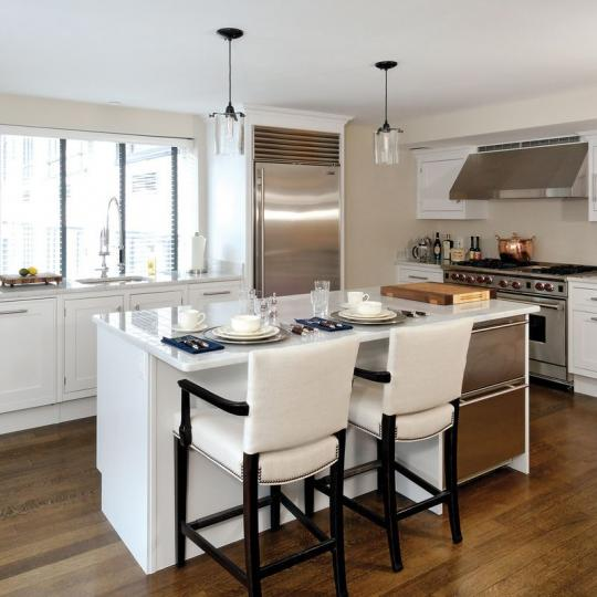 Open Kitchen at 807 Park Avenue in Manhattan - Condos for sale