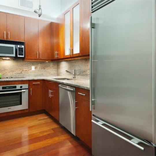 Kitchen Studio - The South Star - Financial District