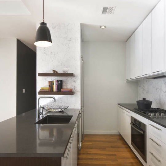 80 Metropolitan Avenue - Kitchen