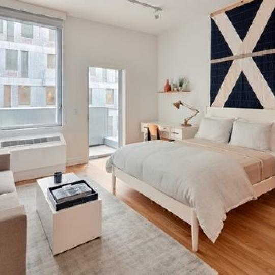 Bedroom- The Prospect Building- 825 Classon Avenue- Brooklyn