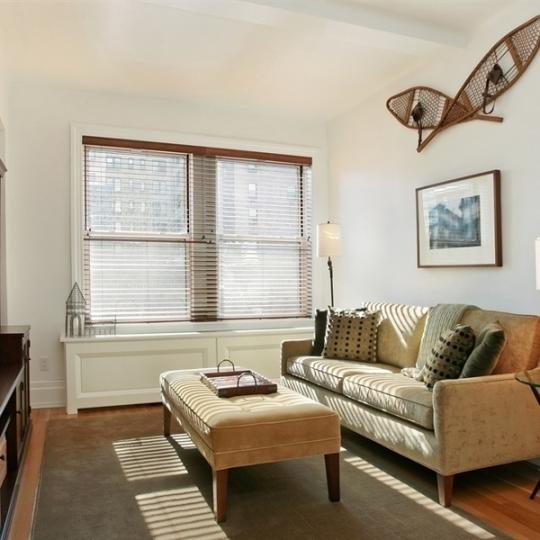 845 West End - Upper West Side - NYC Condominiums For Sale - Living Room