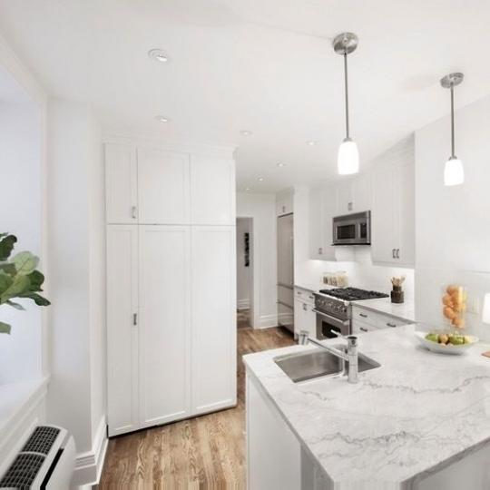 Apartments for sale at 905 West End Avenue in Manhattan - Open Kitchen