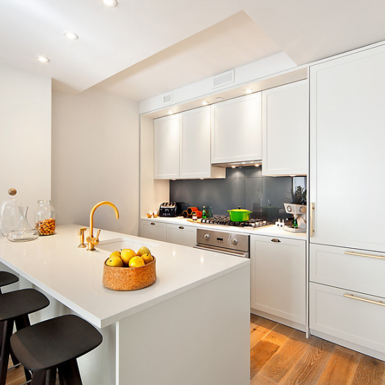 Kitchen for 93 Worth 2 Bedroom Apt Tribeca
