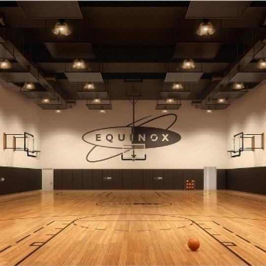 460 West 42nd Street Basketball Court - NYC Condos for Sale