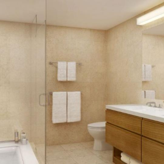 1280 Fifth Avenue Bathroom - Condominiums for Sale NYC