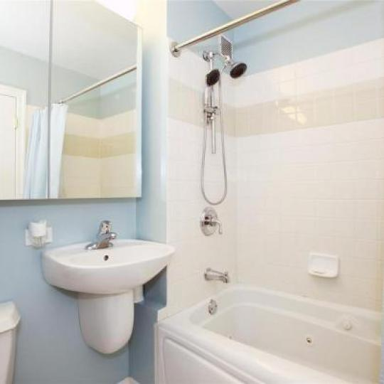 1400 Fifth Avenue Bathroom - Condos for Sale