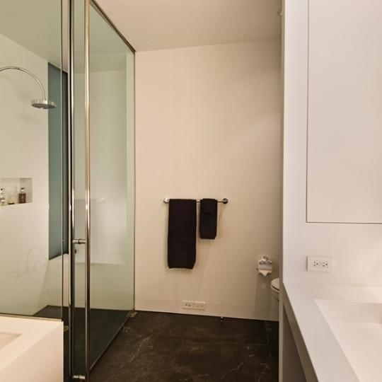 165 Charles Street Bathroom - Manhattan Condos