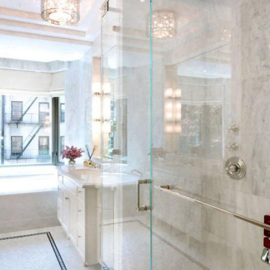 180 East 93rd Street Bathroom - NYC Condos for Sale