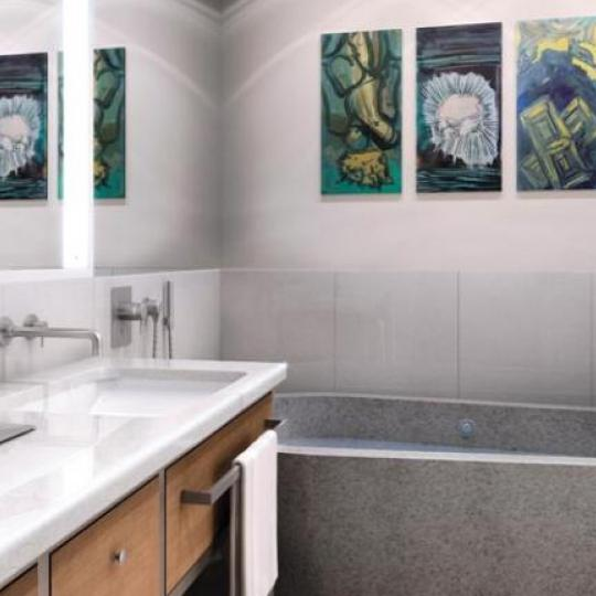 200 Eleventh Avenue Bathroom – Manhattan New Condos