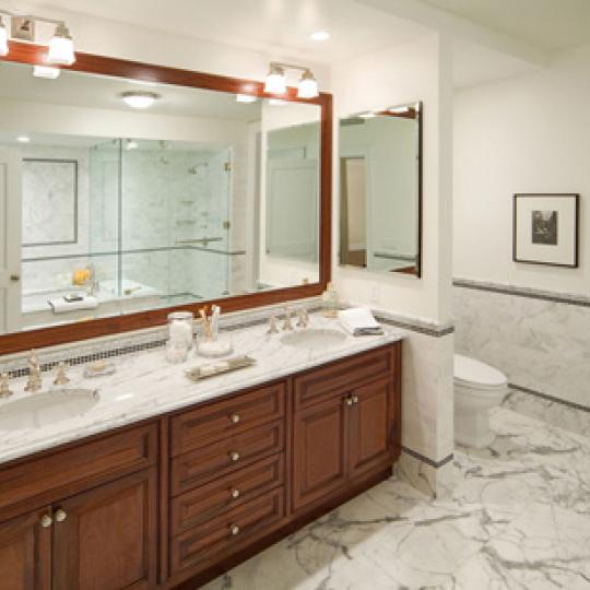 235 West 71st Street New Construction Building Bathroom – NYC Condos