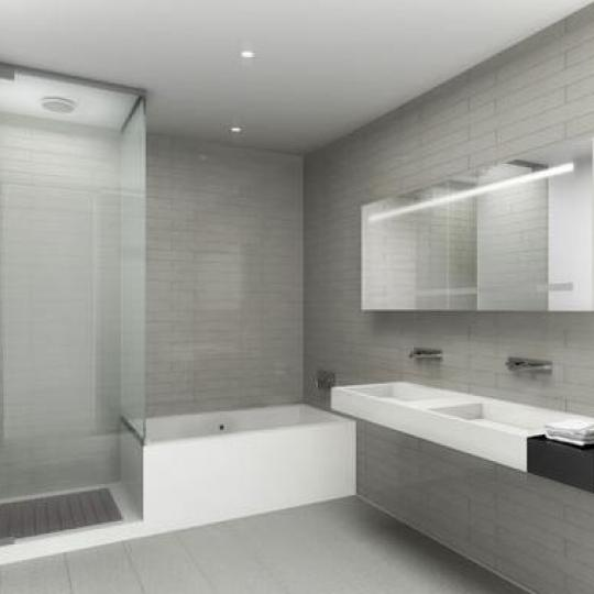 245 Tenth Avenue Bathroom – Manhattan New Condos