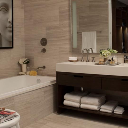 250 West Street Condominiums - Bathroom
