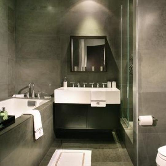 254 Park Avenue South New Construction Condominium Bathroom
