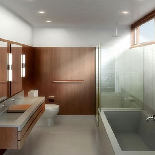 290 Mulberry Street Bathroom – Manhattan New Condos