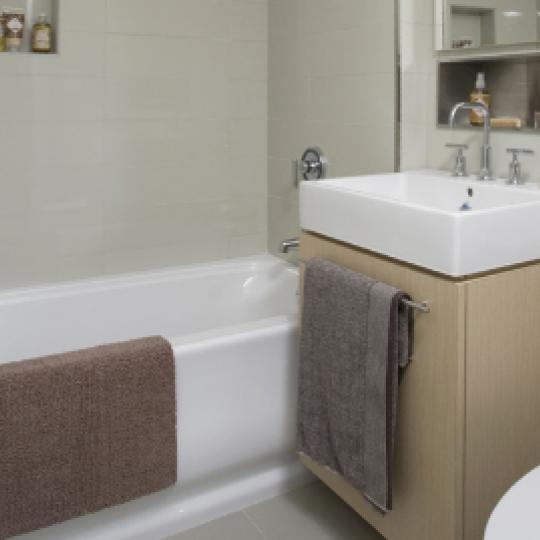 38 Delancey Street Condominiums – Bathroom