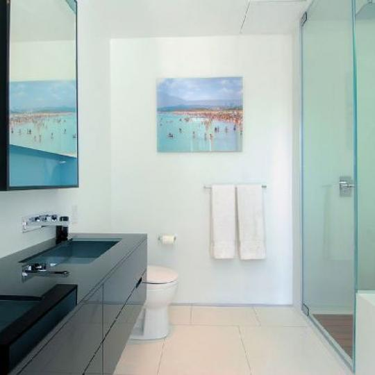 459 West 18th Street Bathroom - Chelsea NYC Condominiums