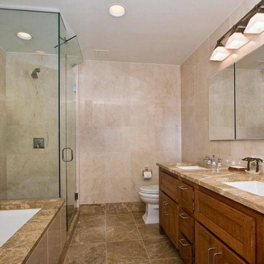 45 Park Avenue Bathroom – New Condos for Sale NYC
