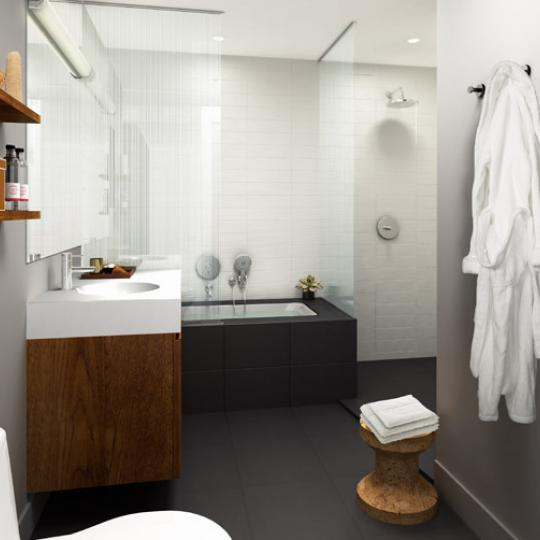 88 Morningside Avenue Bathroom - Condos for Sale