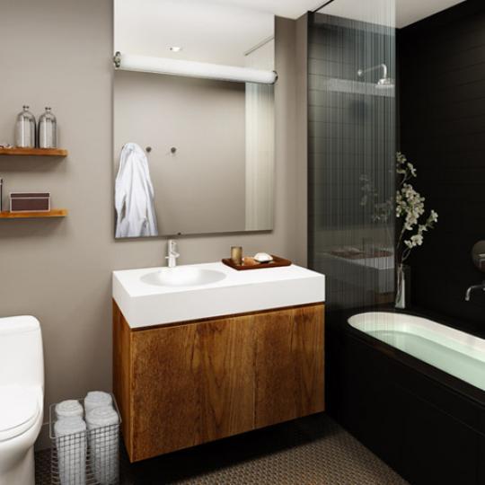 88 Morningside Avenue Condominiums – Bathroom