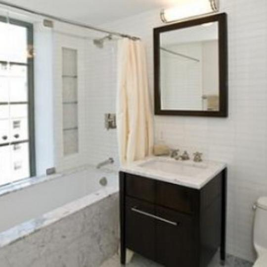 Barbizon 63 Bathroom – Condominiums for Sale NYC