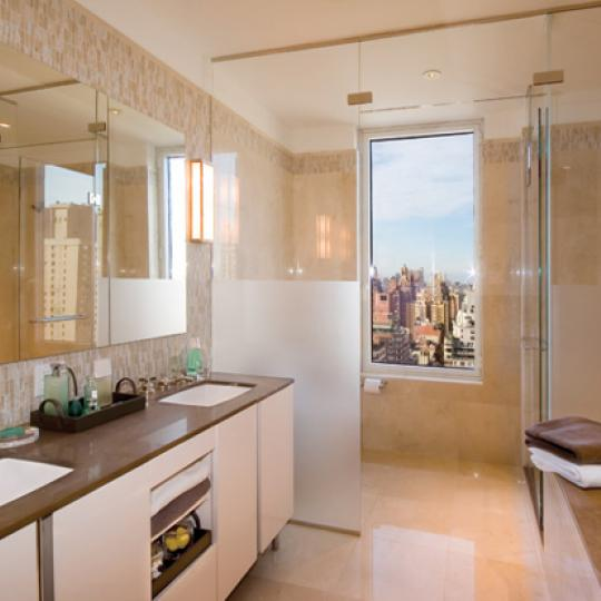 255 East 74th Street Bathroom – NYC Condos for Sale