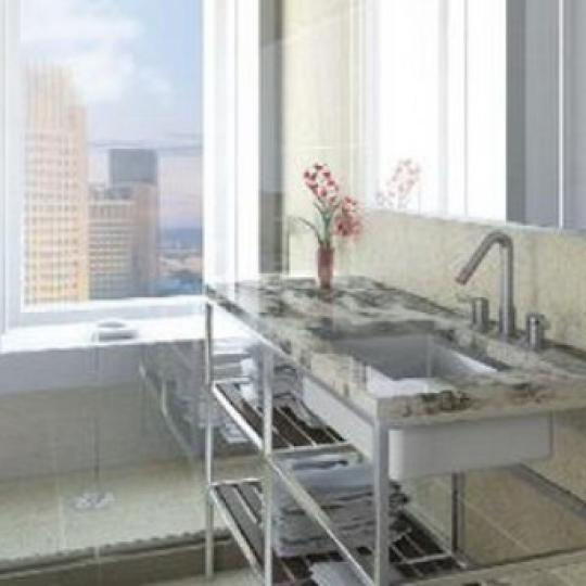 Cassa NYC New Construction Building Bathroom – NYC Condos