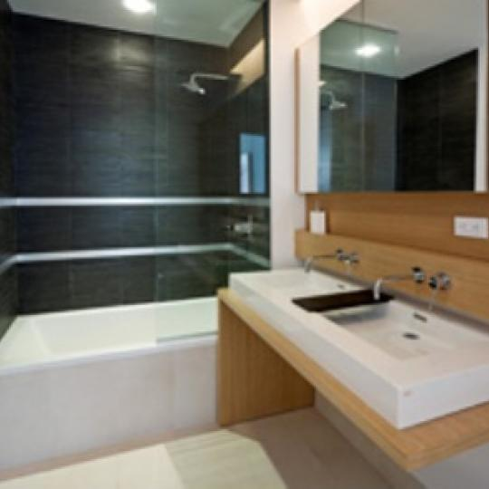 Conrad Bathroom - Condominiums for Sale NYC