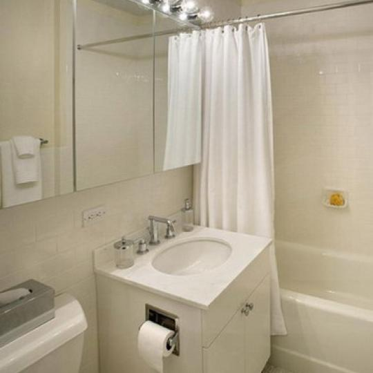 99 John Street New Construction Condominium Bathroom