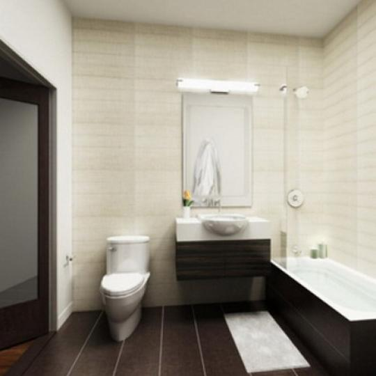 Gramercy 19 Bathroom - 148 East 19th Street Condos for Sale