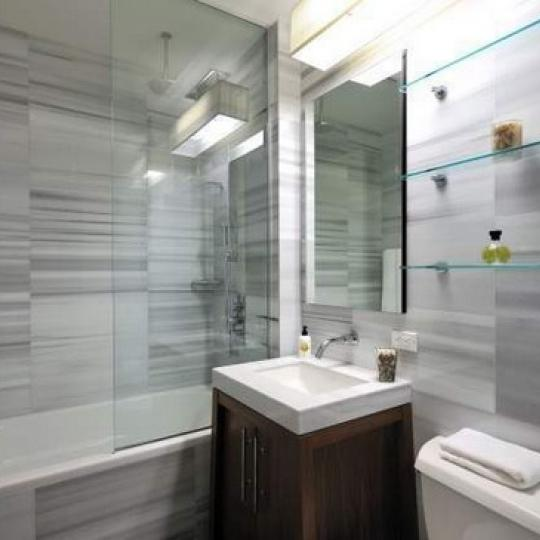 Greenwich Club Residences Bathroom – Condominiums for Sale NYC