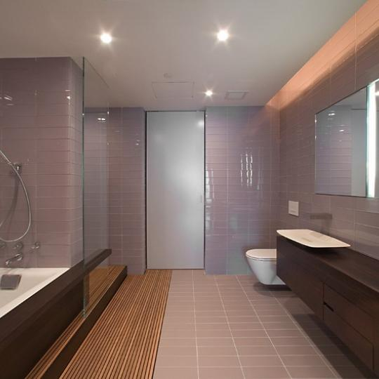 519 West 23rd Street Bathroom – Manhattan New Condos