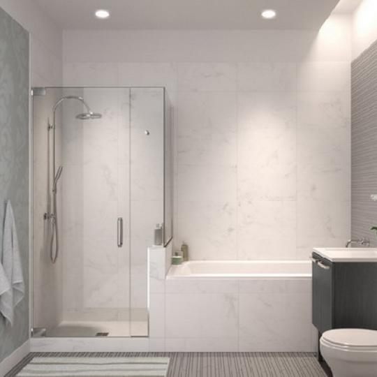 220 West 148th Street NYC Condos – Bathroom at PS90