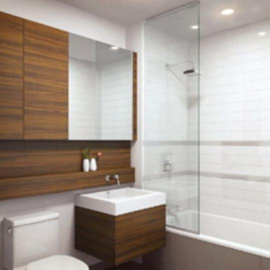 333 East 109th Street Manhattan – Bathroom at Pascal