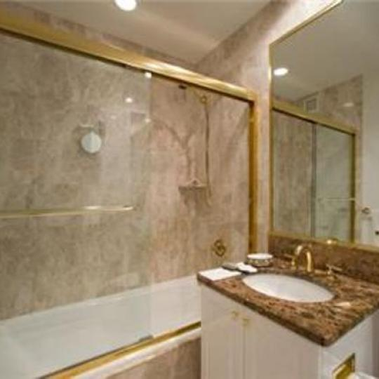 Trump Place Condominiums - Bathroom
