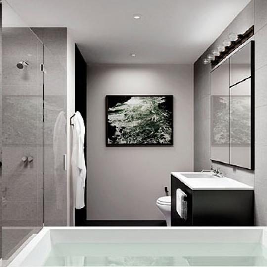+Art Bathroom - New Condos for Sale NYC