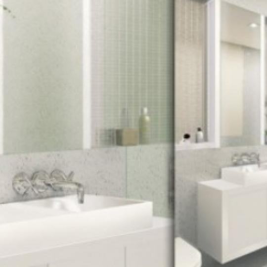 Tempo Bathroom - Condominiums for Sale NYC