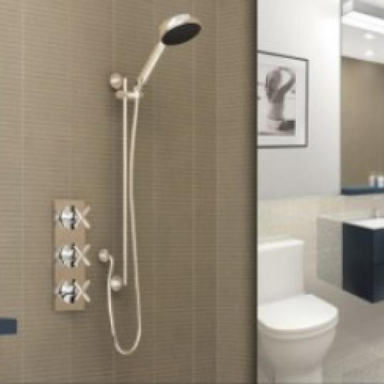 300 East 23rd Street NYC Condos - Bathroom at Tempo