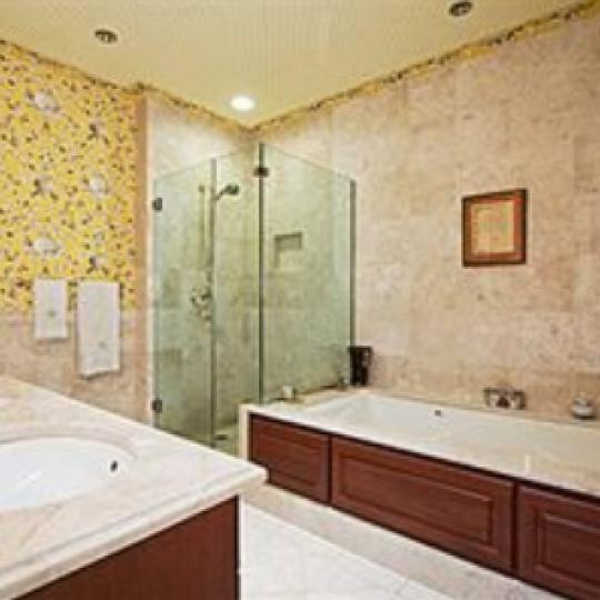 351 East 51st Street NYC Condos - Bathroom at The Beekman Regent