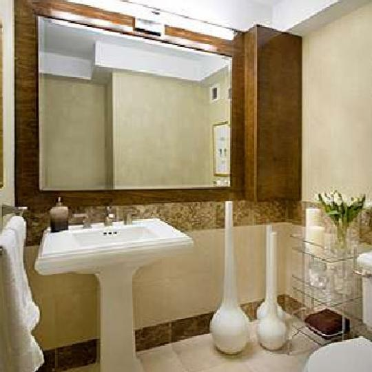 235 East 55th St NYC Condos - Bathroom at The Capri