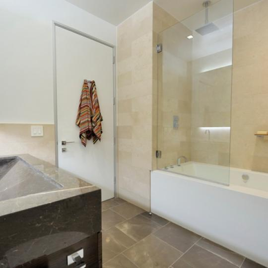 140 West 22nd Street NYC Condos – Bathroom at The Clement