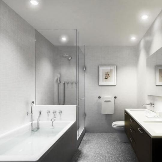 The Emory  Bathroom - 27 West 19th Street Condos for Sale