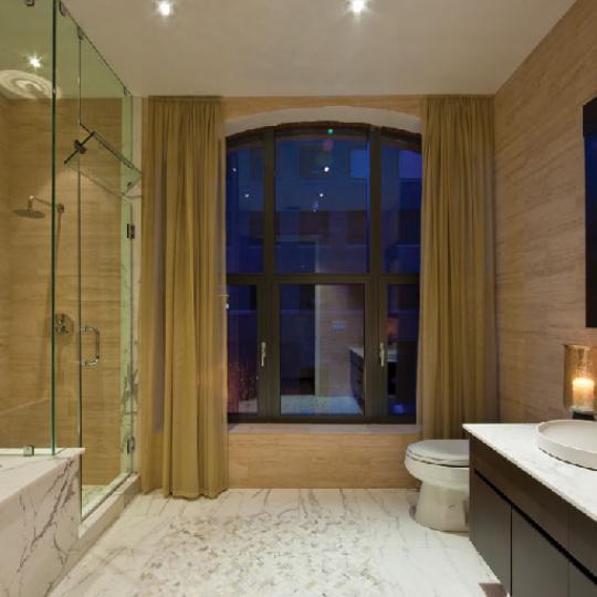 The Fairchild Bathroom - 55 Vestry Street Condos for Sale