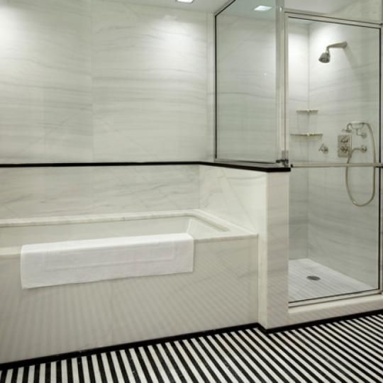 25 East 77th Street Manhattan - Bathroom at The Mark