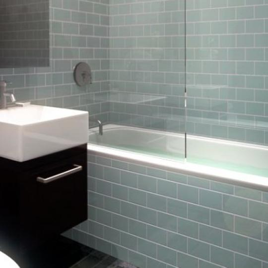 206 East 95th Street Bathroom - Manhattan New Condos