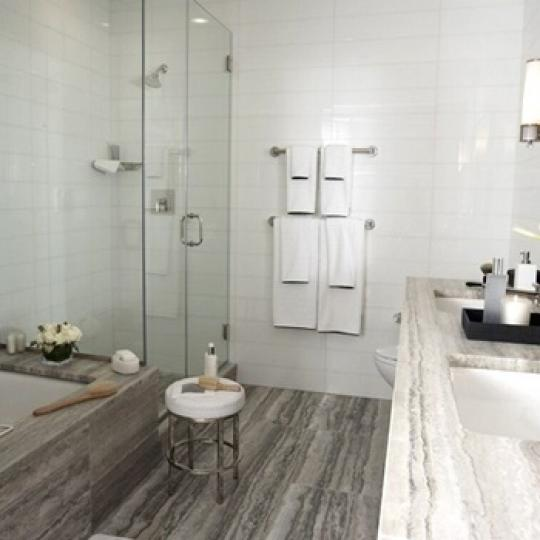 80 Riverside Boulevard Bathroom - Manhattan New Condos