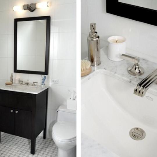 The Rushmore Bathroom - 80 Riverside Boulevard Condos for Sale